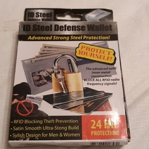 ID Steel Defense Wallet